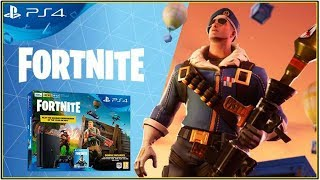 *NEW* Fortnite: ROYAL BOMBER OFFICIAL RELEASE DATE.. PS4 ONLY WTF! | (PS4 Fortnite Bundle July 16th) thumbnail