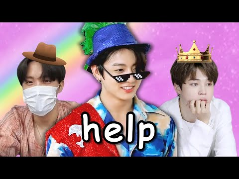 BTS moments that attack me