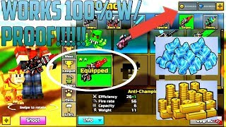 (2018) Pixel Gun 3D How To Get Unlimited $$$ For Free Without Hack/Mod Works 100% w/PROOF!! (2018!)
