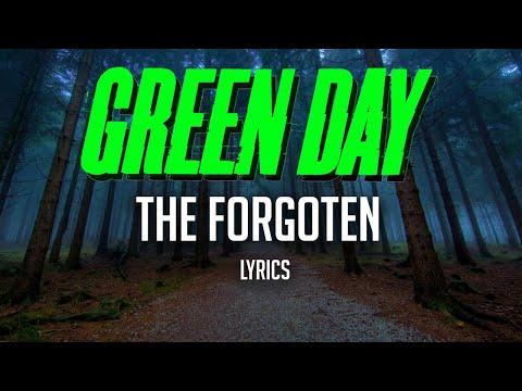 Green Day - The Forgotten Lyrics