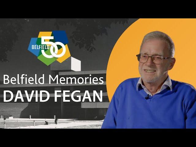 Belfield Memories -  Professor Emeritus David Fegan