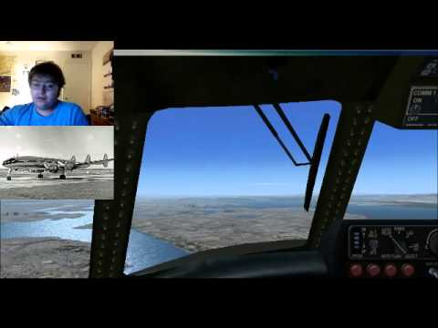 FSX LIVESTREAM - THE BEAUTY OF 1950'S AIRLINERS