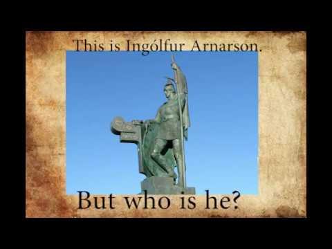 Who is Ingólfur Arnarson?