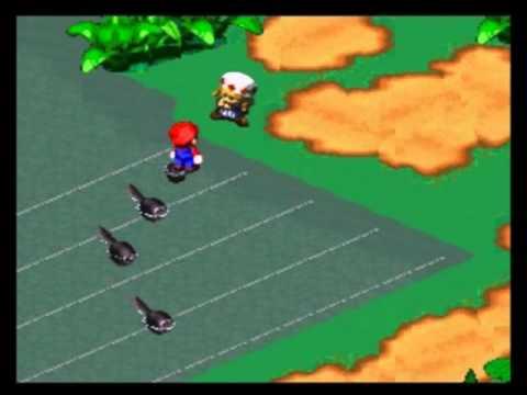 LR - Super Mario RPG (26C) - Toadofsky's Melody Bay Composition