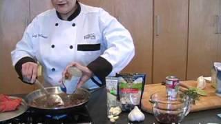 Salisbury Steak W/ Mushroom Gravy