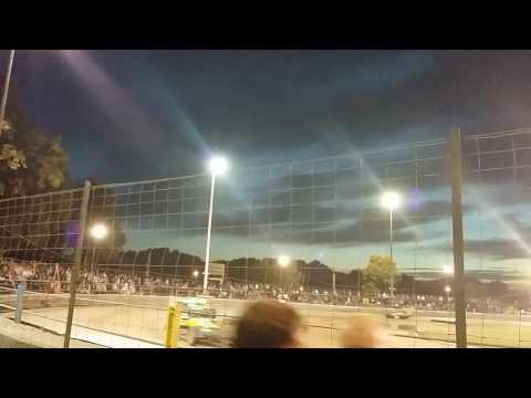 First race of Micro Stox at Arlington Raceway 7 September