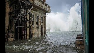 Hurricane Irma in Cuba : floods , winds, Havana, Matanzas, Villa Clara, Caibirien