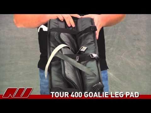 Tour 400 Goalie Leg Pads
