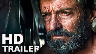 LOGAN - Trailer (2017) Hugh Jackman