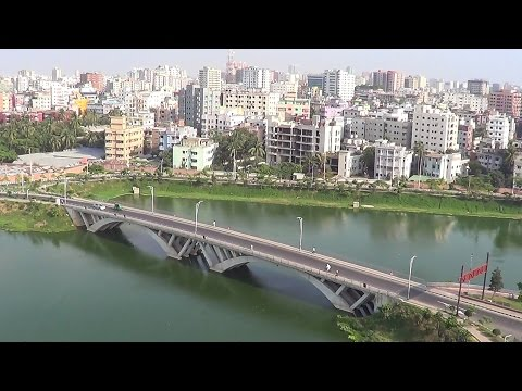 Beautiful Hatirjheel- Dhaka, Bangladesh