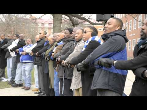 Centennial Founders Day Hymm at Howard University