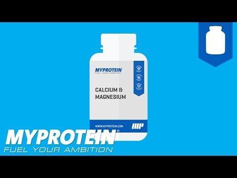 Calcium & Magnesium   Product Overview & Benefits