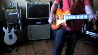 The best ever 2006 Epiphone Les Paul Ultra guitar Demo!