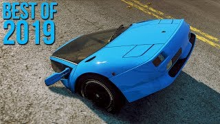 BEST OF RACING GAMES FAILS 2019 (Best of YEAHMAP Compilation)
