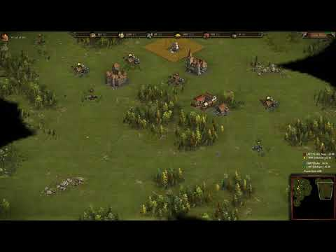 Cossacks 3   Very Fast  2v2 Game |