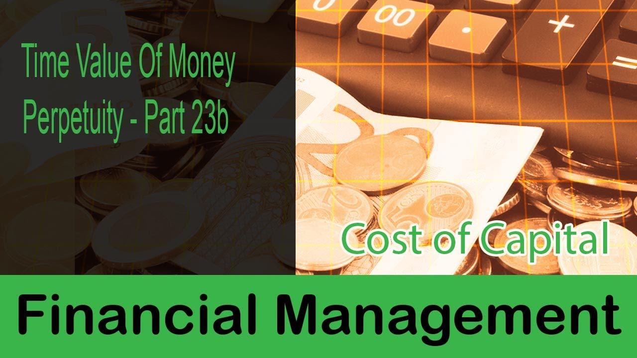 financial management time value of money mini case Time value of money, lecture notes - financial management chapter 2 time value of money (general case): fvn = pv (1 + i) n.