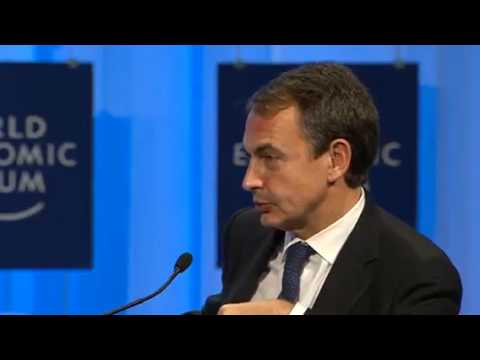 Davos Annual Meeting 2010 - Global Governance Redesigned