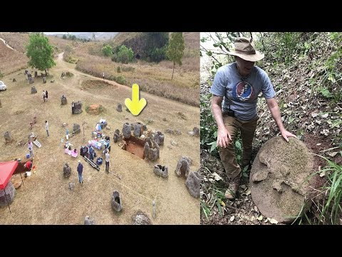 New discoveries in Laos deepen the ancient mystery of the Plain of Jars