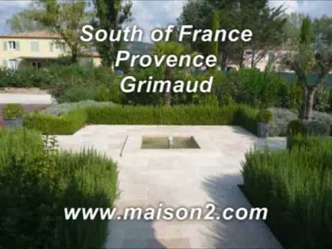 Provence Villa for Sale in Grimaud nr. St Tropez, South of France
