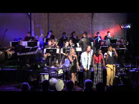 Earth, Wind, and Fire Medley - Los Angeles College of Music Jazz Camp
