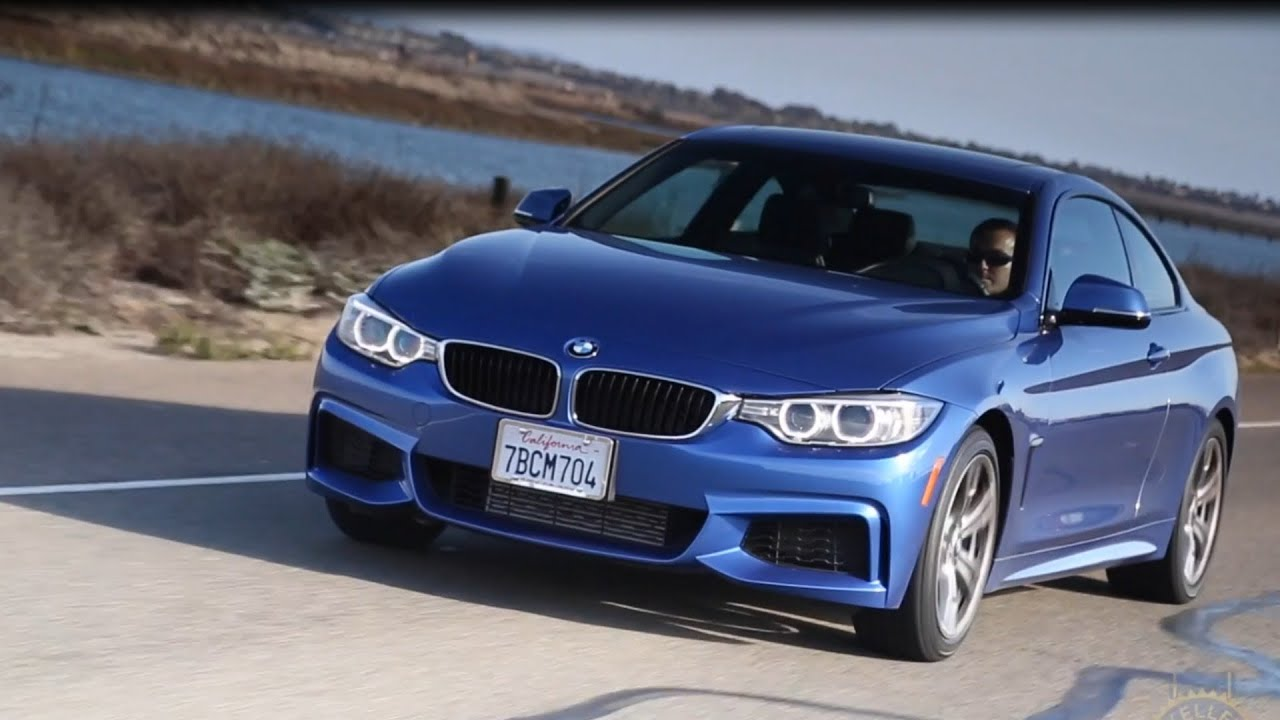 2016 Bmw 4 Series Review And Road Test Youtube
