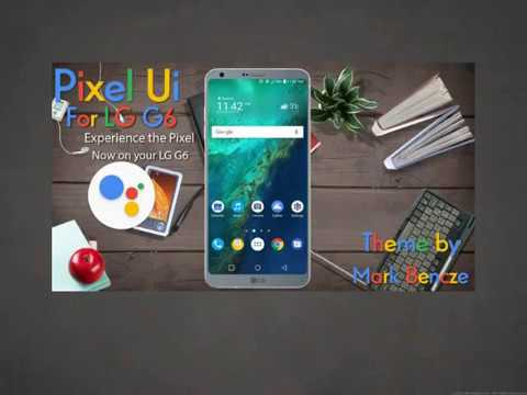 Pixel UX Theme for LG G6 0 Apk Download - com lge theme