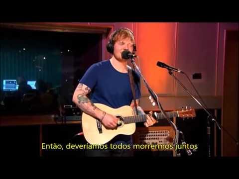 I See Fire Ed Sheeran  Legendado
