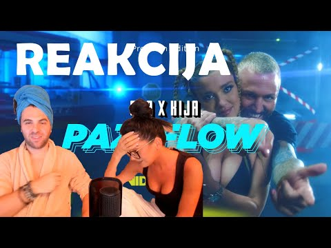 SHA X KIJA – PAZI FLOW (OFFICIAL VIDEO) *reakcija* *ne sviđa nam se pesma*