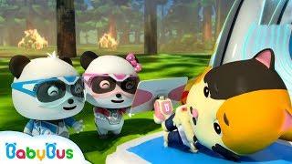Tuyển tập biệt đội siêu cứu hộ Kiki&Miumiu   Chuyến dã ngoại của mèo con   Nhạc thiếu nhi   BabyBus
