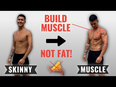 How To Bulk Up Fast WITHOUT Getting Fat (4 Bulking Mistakes SLOWING Your Gains)