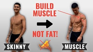 How To Bulk Uṗ Fast WITHOUT Getting Fat (4 Bulking Mistakes SLOWING Your Gains)