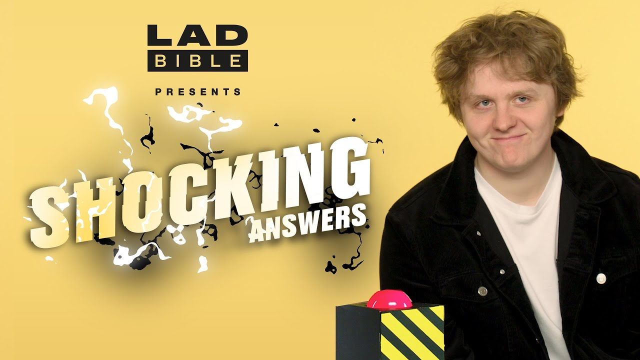 Lewis Capaldi Plays Shocking Answers
