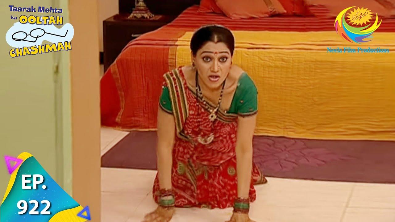 Download Taarak Mehta Ka Ooltah Chashmah - Episode 922 - Full Episode