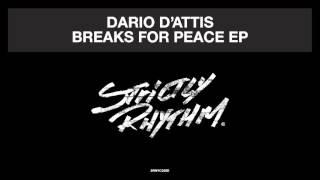 Dario D'attis 'breaks For Peace'