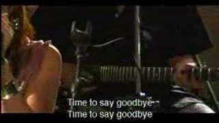 Watch Nina Time To Say Goodbye video
