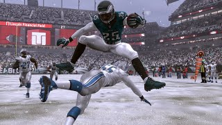 Can I Recreate LeSean McCoy's Amazing Snow Bowl Performance in Madden 17?!? The Snow Bowl Challenge
