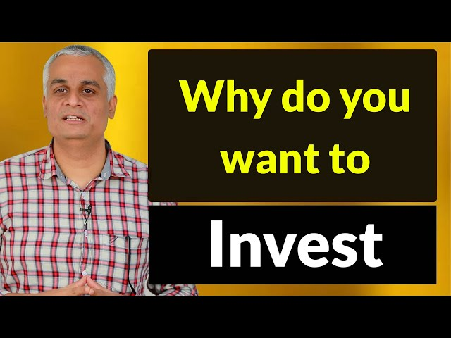 What must you do before you start Investing ?