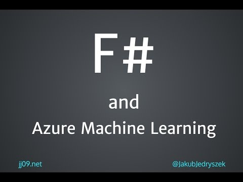 Predicting future stock prices with F# and Azure Machine Learning