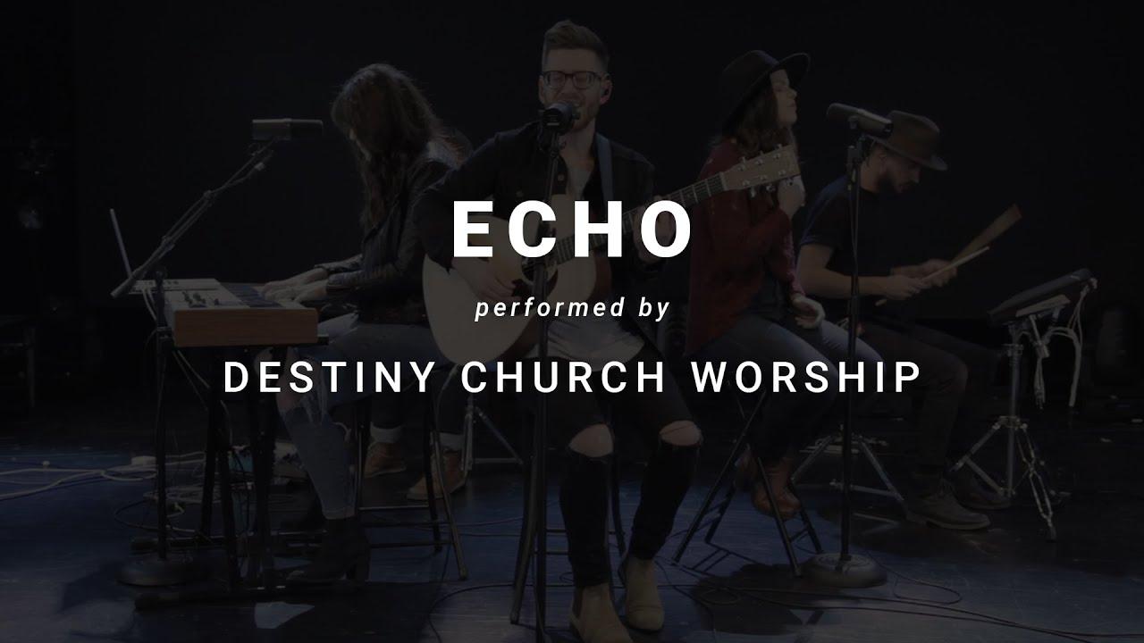 Echo - (Feat: Tauren Wells) Elevation Worship // Acoustic