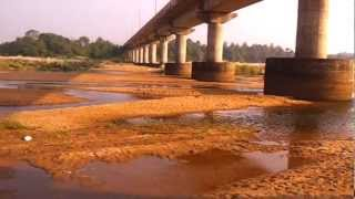 Bharathappuzha Dying River Nila In Kerala A Feature Video