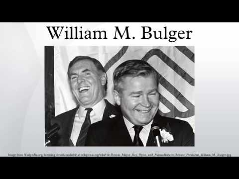 William M. Bulger