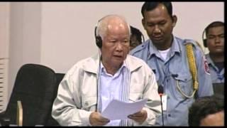 Nuon Chea and Khieu Samphan on 30 May 2013 (Khmer)