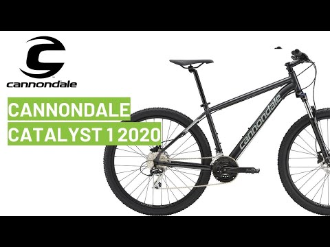 Cannondale Catalyst 1 2020: bike review