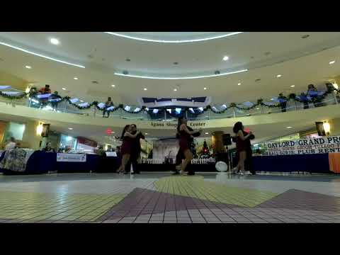 Guam Latin Dance Agana Performance