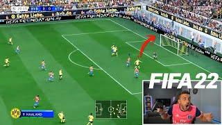 PRIMER GAMEPLAY DE FIFA 22 !!!!