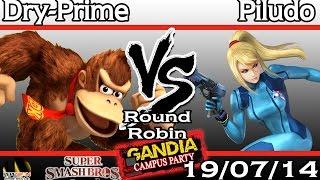 [Gandia Campus Party 2014] Piludo (ZSS) vs Dry-Prime (DK) - Round Robin