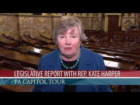 A Legislative Report - Touring The Historic Pa. Capitol