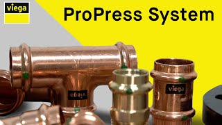 VIEGA 23373 Propress G Bronze Adapter with Female 1//2 x 3//8 P x Female NPT 3-Pack