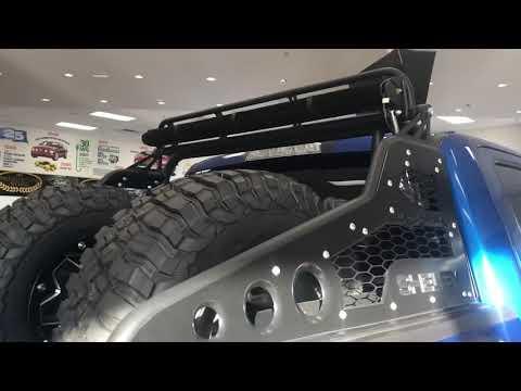 2018 Ford Raptor Shelby Baja