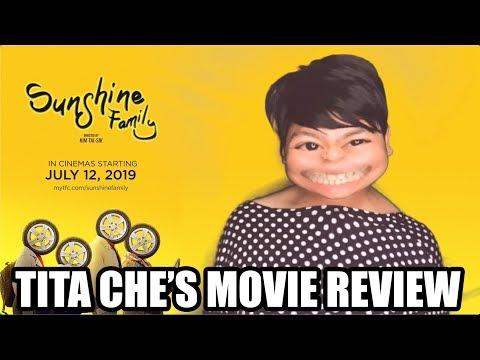 TITA CHE&39;S MOVIE REVIEW  SUNSHINE FAMILY